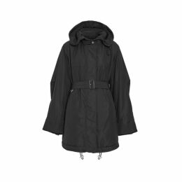 Burberry Shape-memory Taffeta Hooded Parka