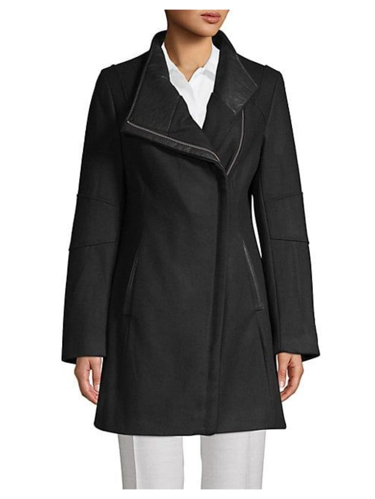 Classic Full-Zip Coat