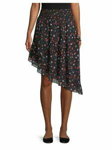 Gorowen Asymmetric Skirt