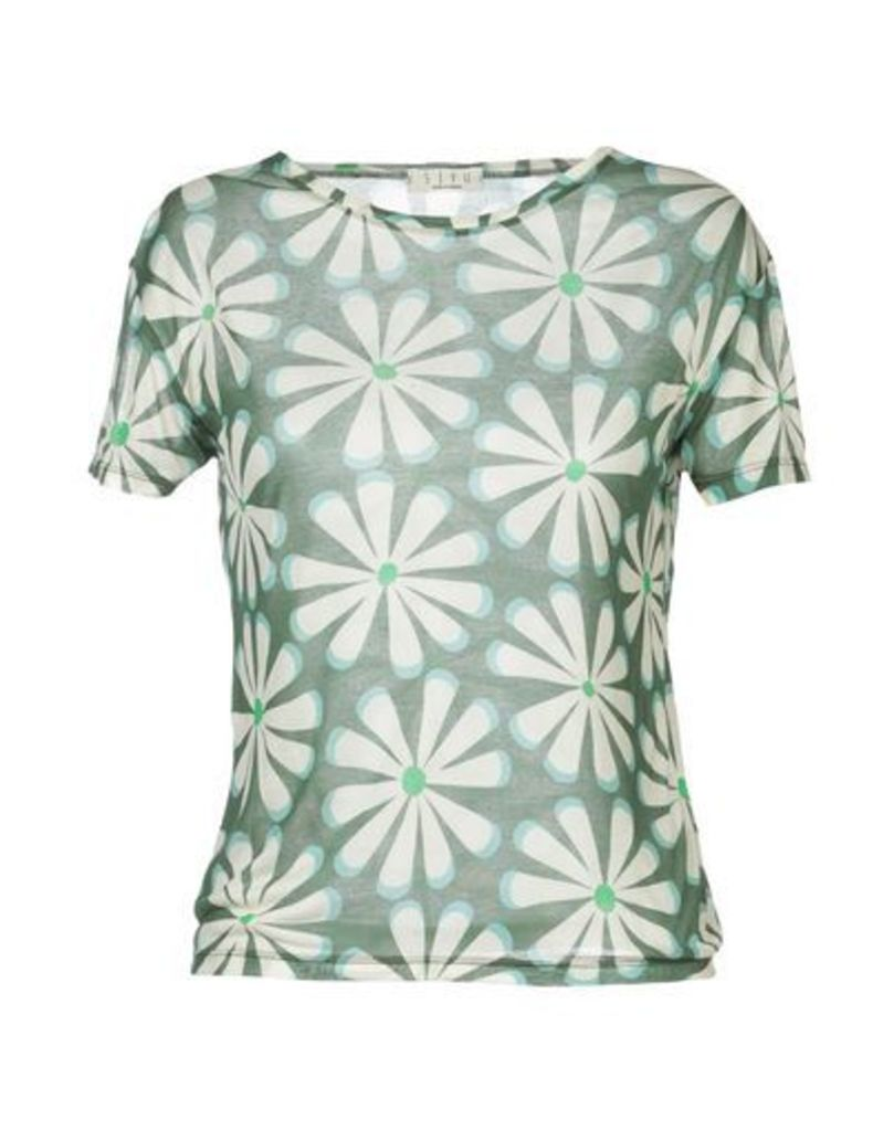 SIYU TOPWEAR T-shirts Women on YOOX.COM