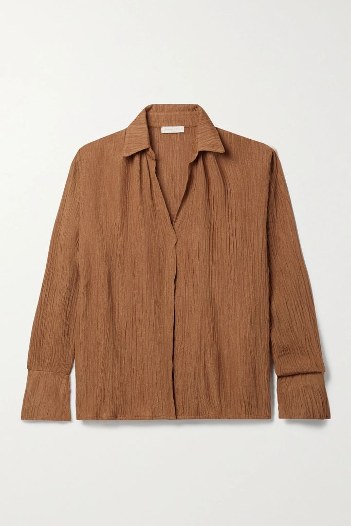 Dolce & Gabbana - Leopard-print Crepe Midi Skirt - Leopard print