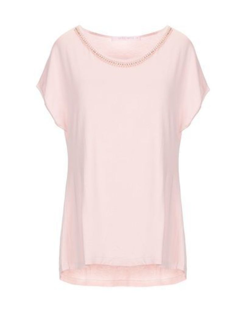 VERYSIMPLE TOPWEAR T-shirts Women on YOOX.COM