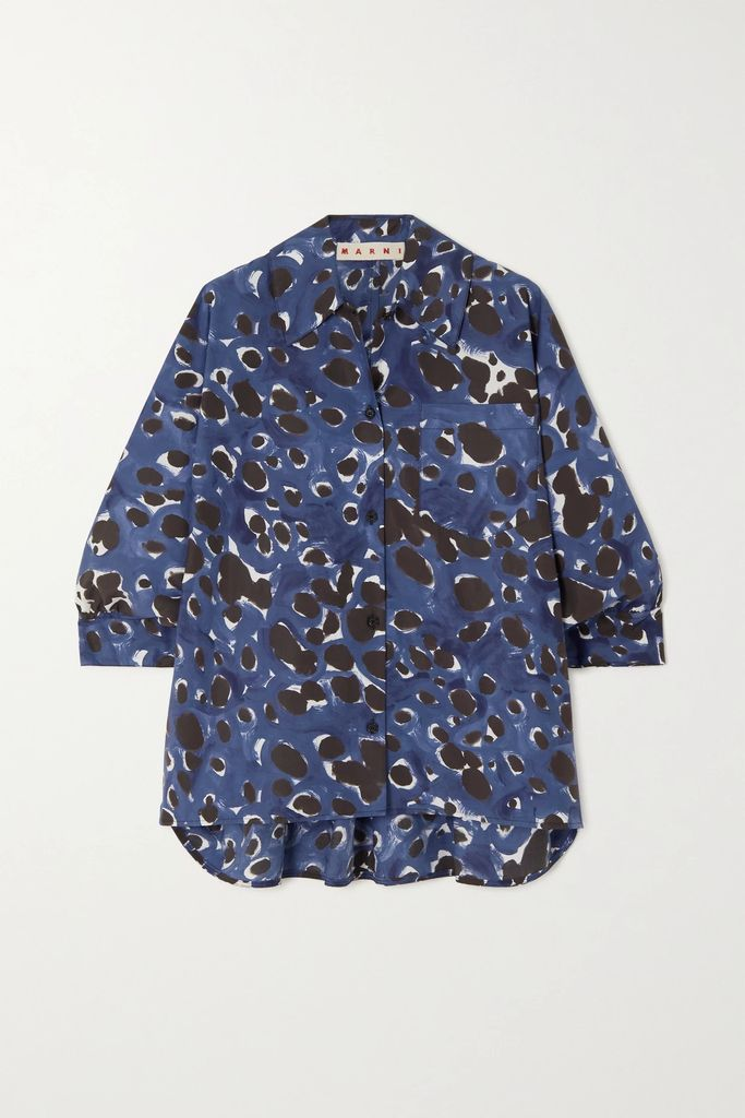 Diane von Furstenberg - Enzo Intarsia Knitted Wrap Dress - Black