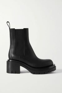 Tory Burch - Ribbed Wool And Cashmere-blend Sweater - Camel