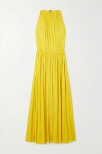 Solace London - Corvo Stretch-knit Midi Dress - Black