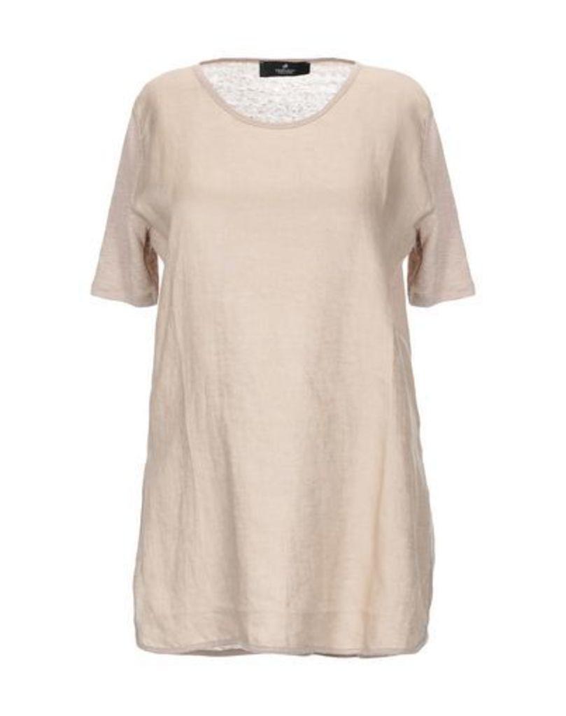 COMPAGNIA ITALIANA TOPWEAR T-shirts Women on YOOX.COM