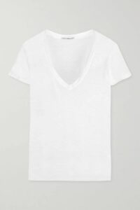 J.Crew - Pleated Faux Leather Midi Skirt - Black