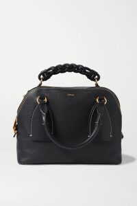 Galvan - Silk-satin Trench Coat - Fuchsia