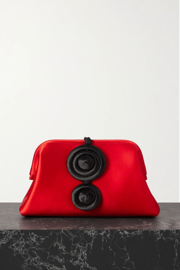 Miu Miu - Metallic Jacquard Mini Dress - Pink