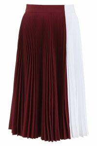 Calvin Klein Bicolor Skirt