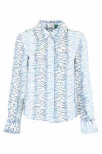 RIXO Zebra Shirt