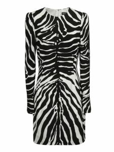 Dolce & Gabbana Zebra Print Dress