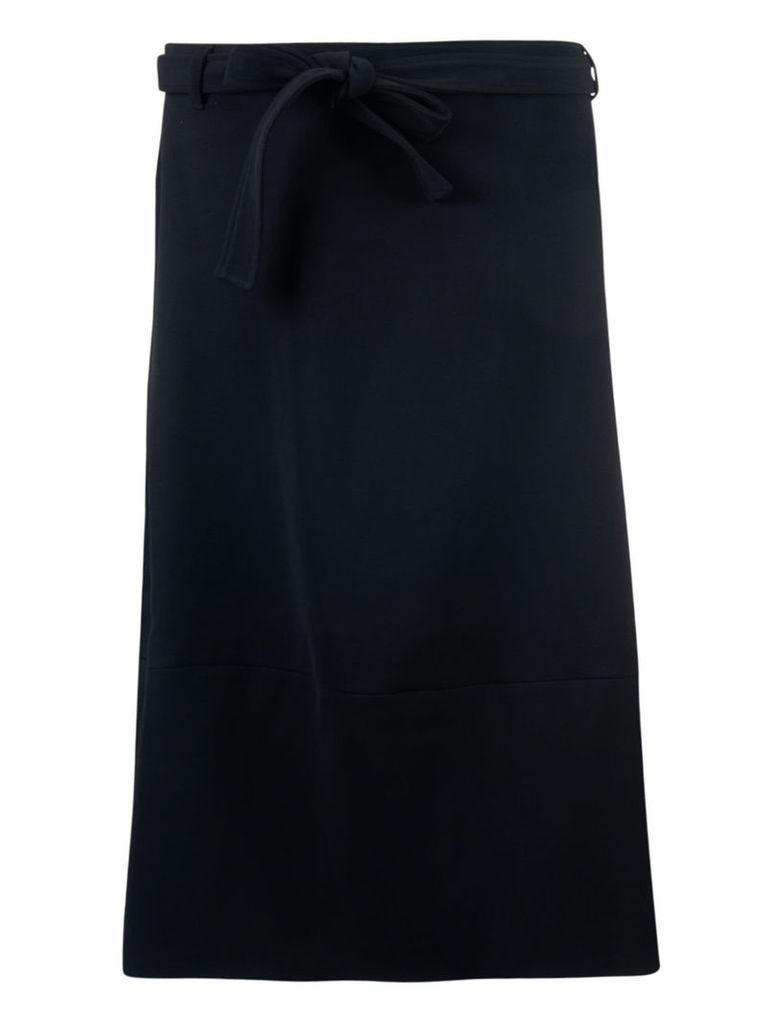 Armani Collezioni Tie Waist Skirt