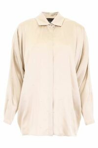 Max Mara Shirt With Micro Crystals