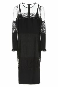 Dolce & Gabbana Dress With Lace