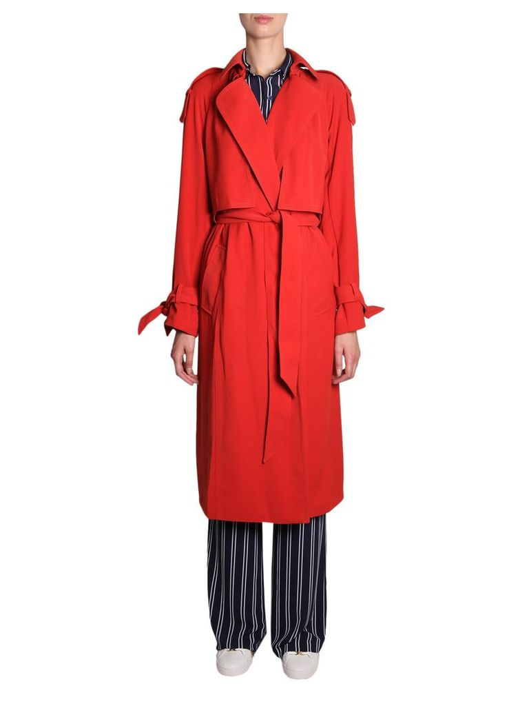 MICHAEL Michael Kors Trench Coat In Cady