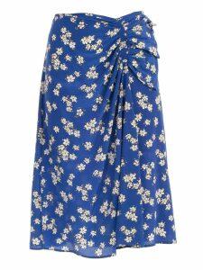 Blugirl Frill Detail Dress