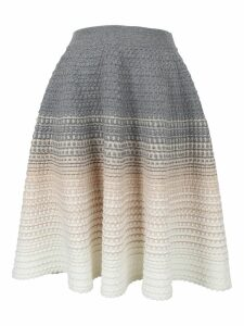 Bottega Veneta Patterned Skirt