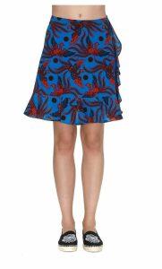 Kenzo Ruffled Skirt