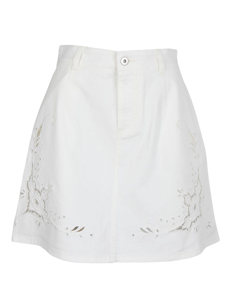 Stella Mccartney Cut-out Skirt