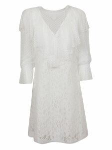 See by Chloé Ruffle Sleeve Dress