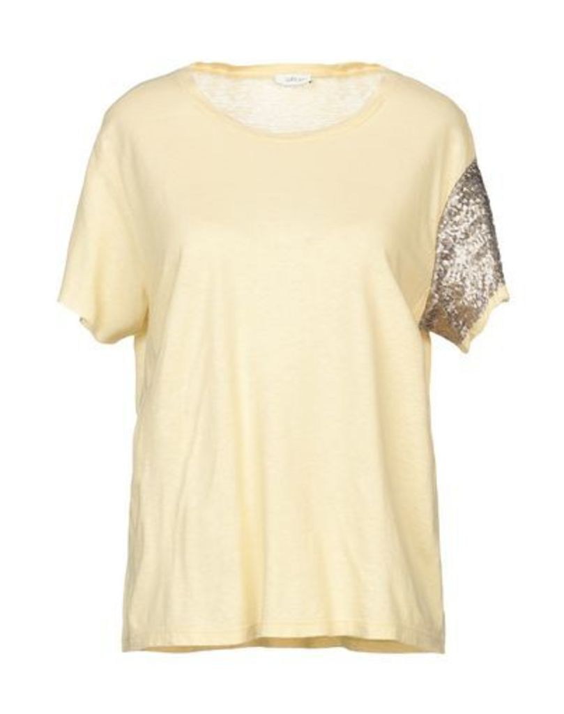 GOLD CASE TOPWEAR T-shirts Women on YOOX.COM