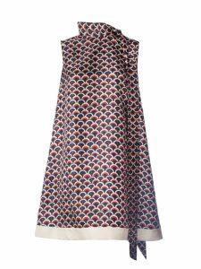 Valentino Scaled Logo Dress