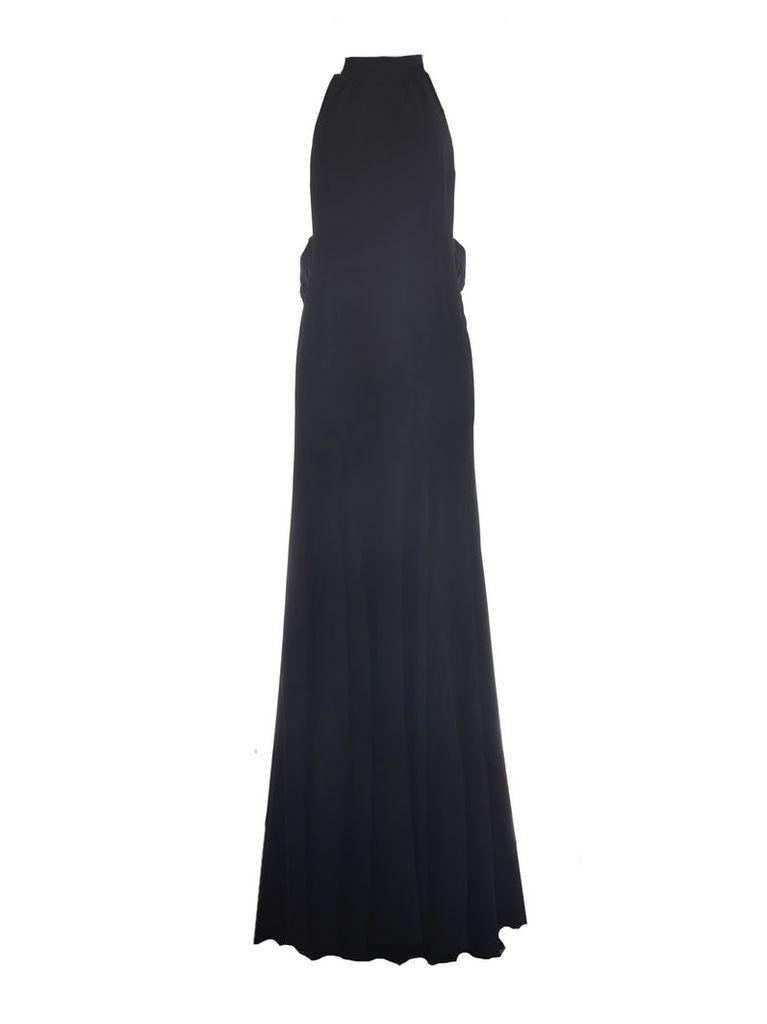 Stella Mccartney Backless Halter Neck Dress