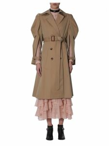 Alexander McQueen Trench With Hood