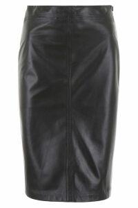 Closed Nappa Skirt