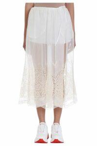 Stella McCartney Organza Silk Skirt