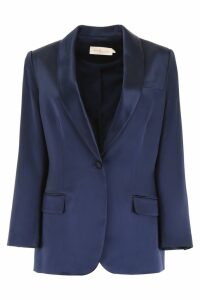 Tory Burch Satin Blazer