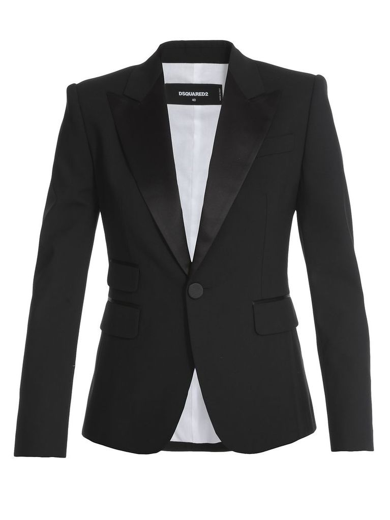Dsquared2 Virgin Wool Blazer