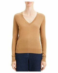 Theory Slim V-Neck Sweater