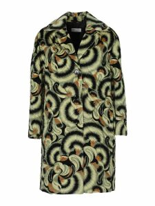 Dries Van Noten Ruperty Quilted Coat
