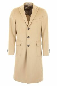 CC Collection Corneliani Wool Coat