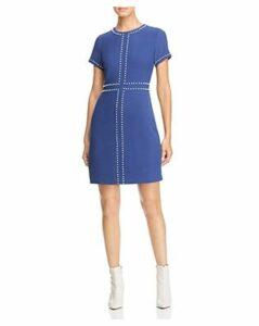 Karl Lagerfeld Paris Embellished Mini Dress