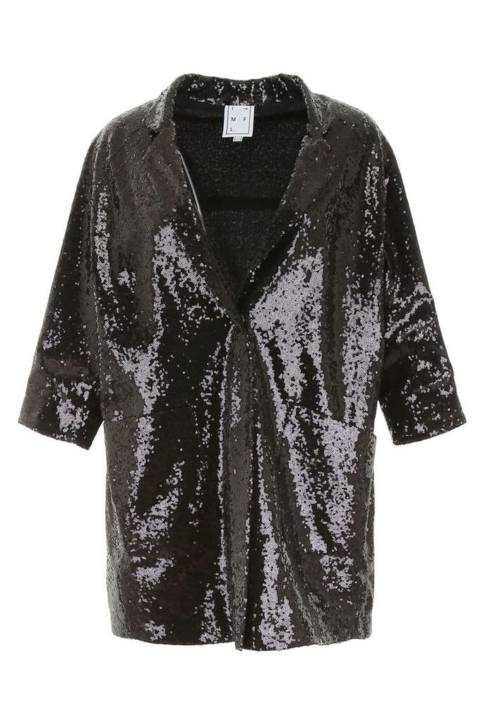 In The Mood For Love Sequins Coat