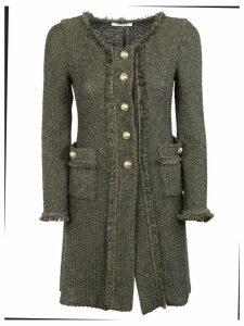 Charlott Buttoned Coat