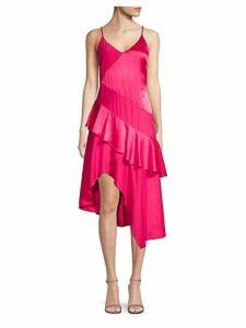 Selma Combo Slip Dress