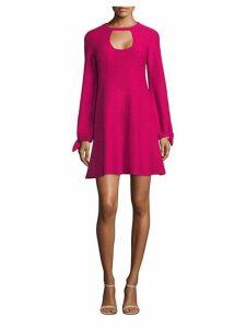 Majorca Cutout Flare Dress
