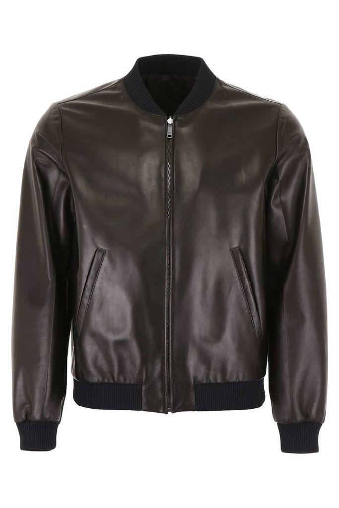 Prada Reversible Nappa Bomber Jacket
