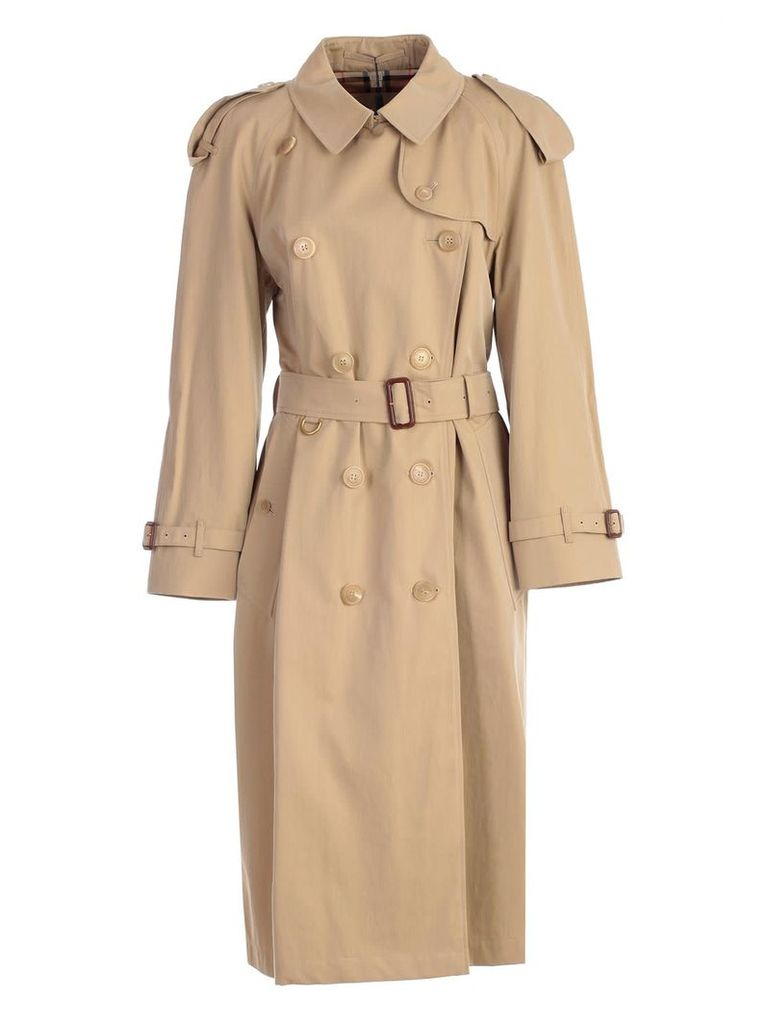Burberry Long Westminster Heritage Trench