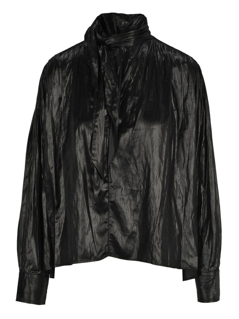 Isabel Marant Demmo Ribbon Shirt