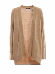 Polo Ralph Lauren Melange Merino Wool Over Cardigan