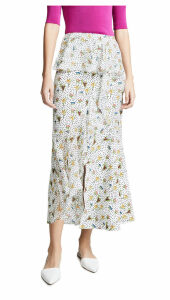 GOEN.J Printed Skirt