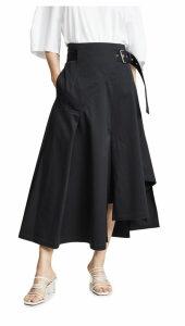 3.1 Phillip Lim Utility Belt Skirt