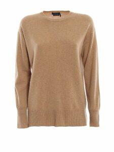 Polo Ralph Lauren Melange Merino Wool Over Sweater