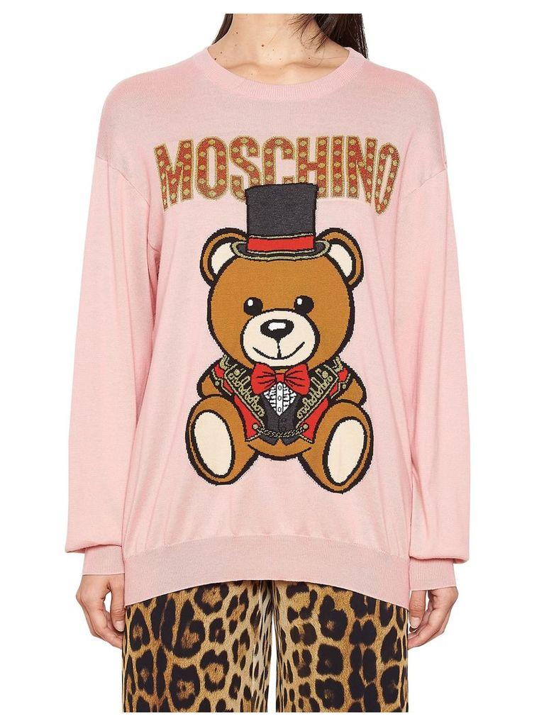 Moschino 'teddy Circus' Sweater