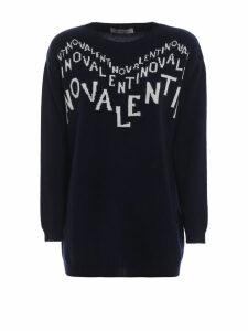 Valentino Intartia Logo Sweater